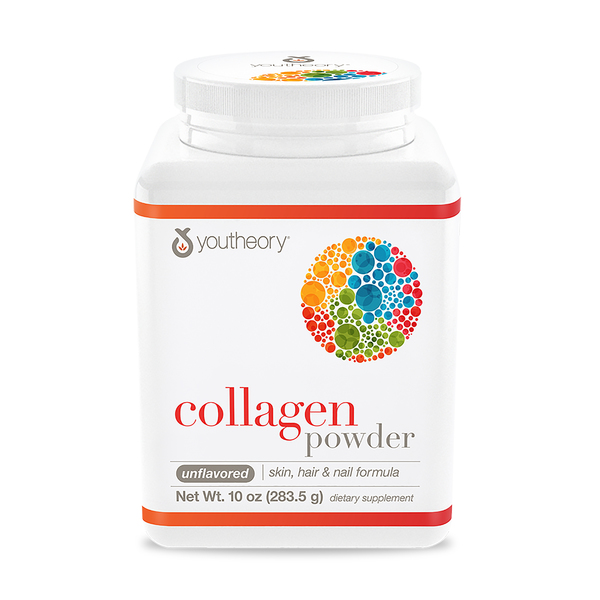 YOUTHEORY® Collagen Powder Unflavored, 10 oz