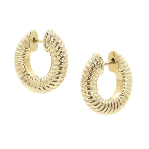 Bondeye Jewelry Lulu Hoops