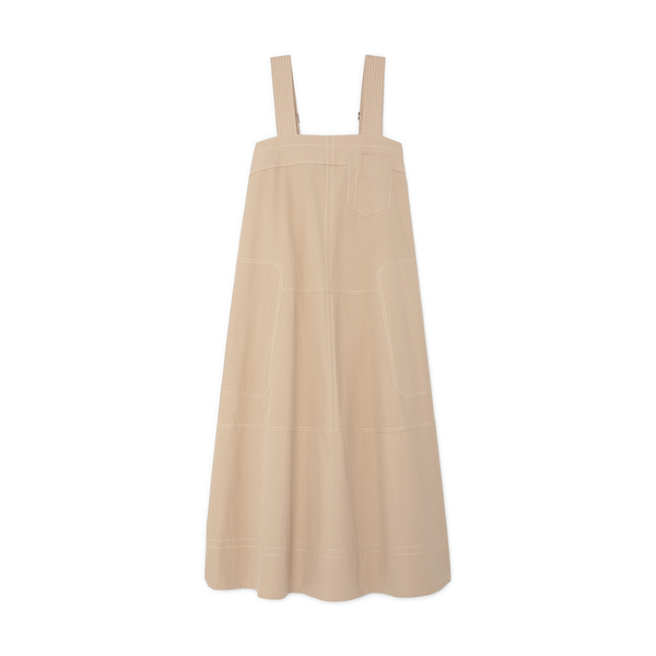 Lee Mathews May Apron Dress