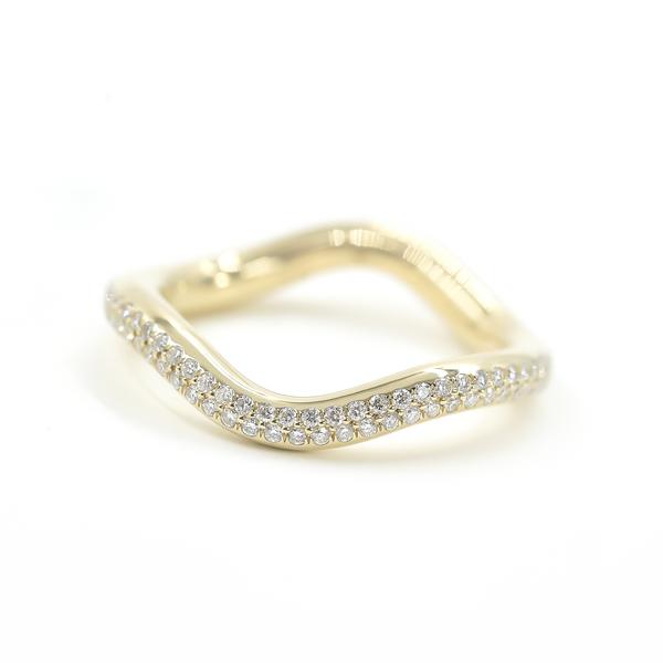 Bondeye Jewelry Popie White Diamond Ring