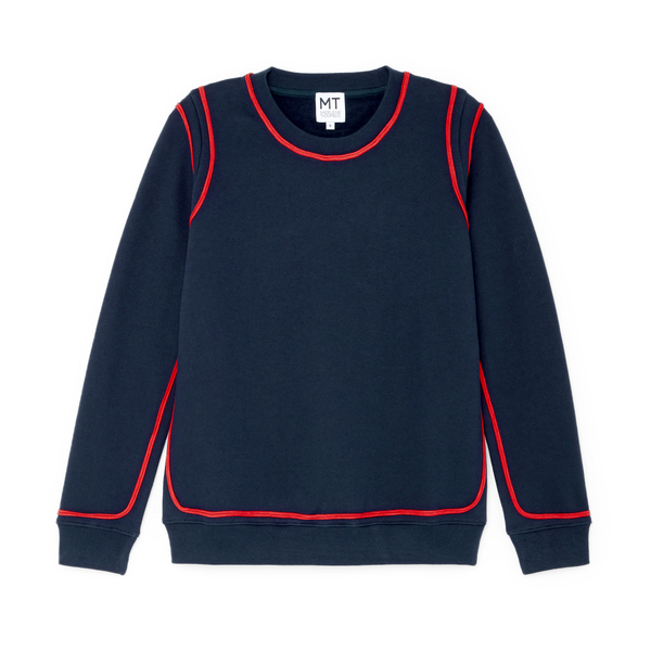 MT by Madeleine Thompson Winona Crewneck