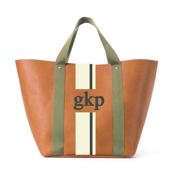 Corroon Monogrammed Bag