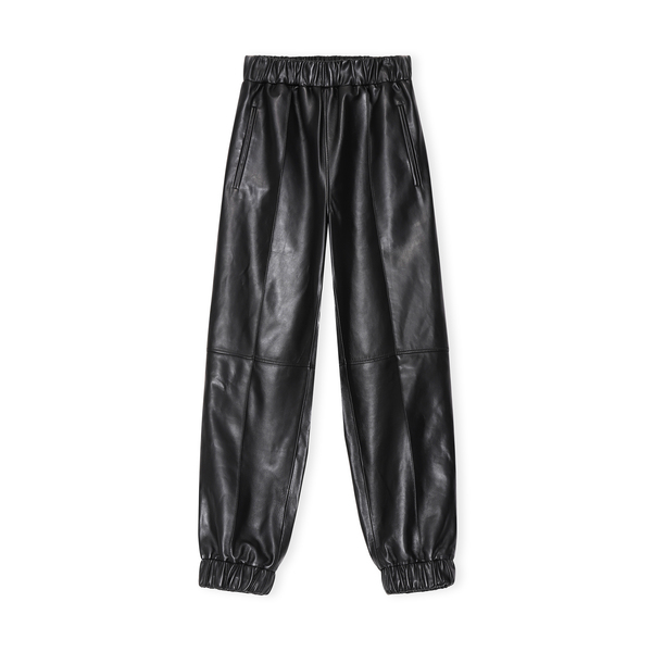 Ganni Leather Pants
