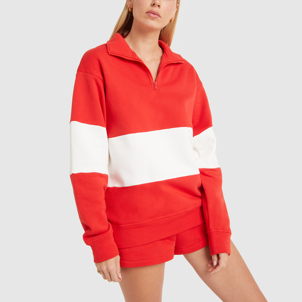 SOLID & STRIPED The Pullover