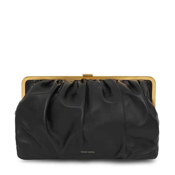 Mansur Gavriel Wave Clutch