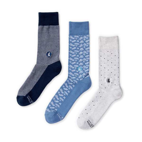 Conscious Step Essentials Collection Sock Box
