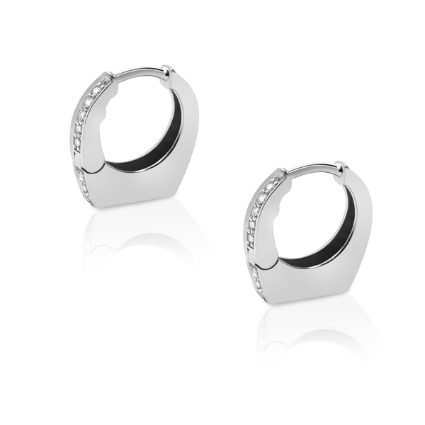 Prasi Fine Jewelry Dois Irmãos Semi-Set Mini Earrings