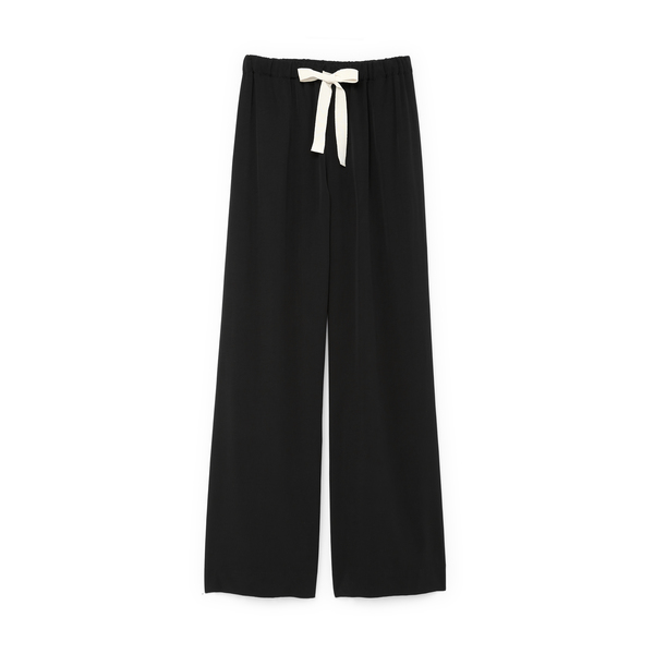 G. Label Brandon Wide-Leg Lounge Pants