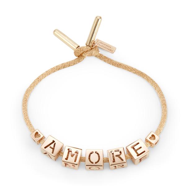 LAUREN RUBINSKI Amore Bracelet