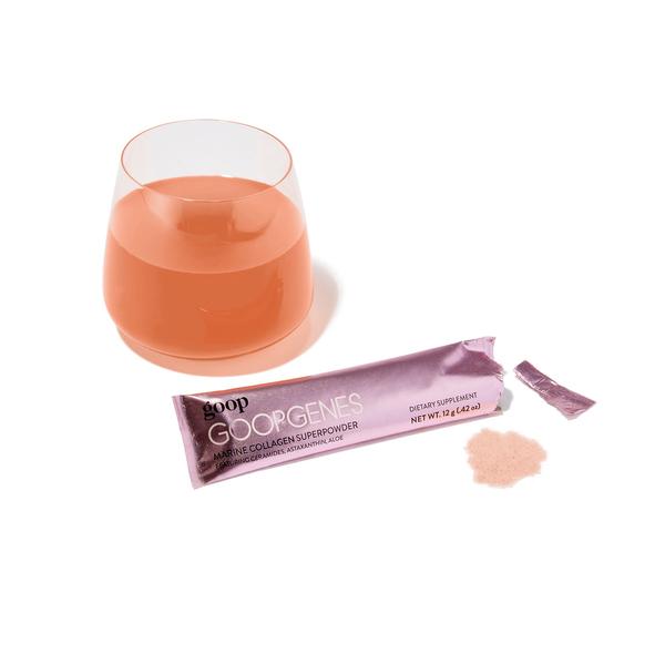 goop Beauty GOOPGENES Marine Collagen Superpowder - 5-Stick Pack