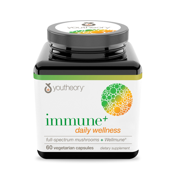 YOUTHEORY® Immune+ Daily Wellness
