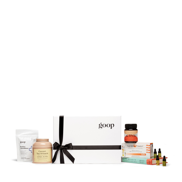 GOOP HOME Wellness Box