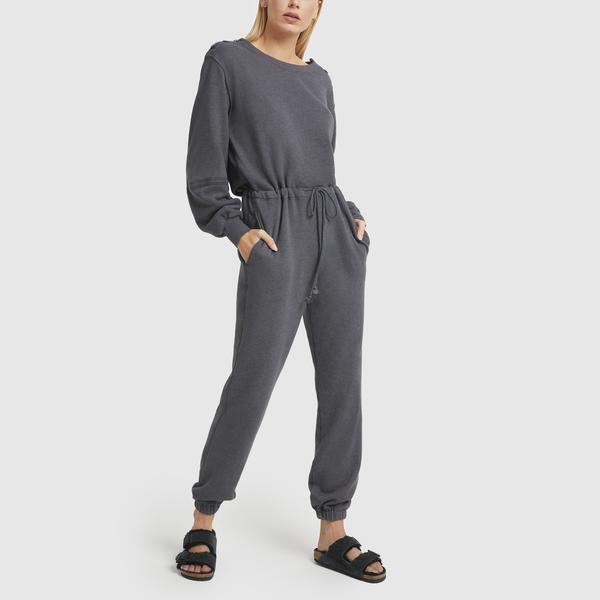 XIRENA Jenn Fleece Jumpsuit
