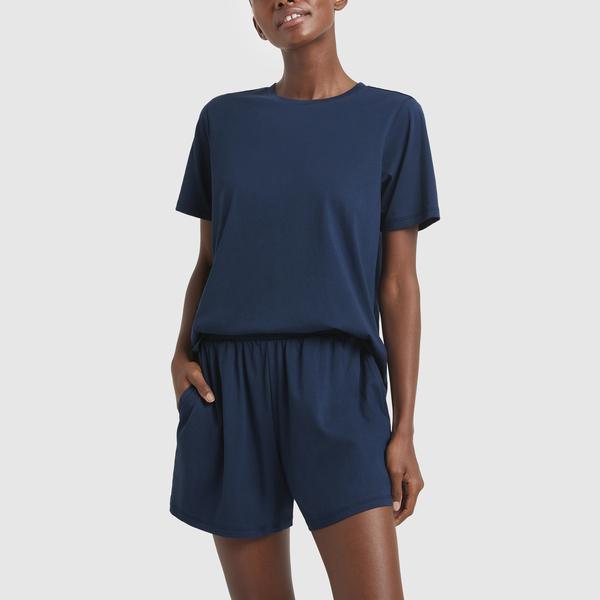 Skin Salma Tee and Shorts Set