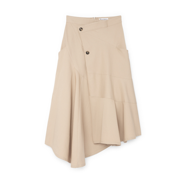 JW ANDERSON Wrap Effect Skirt