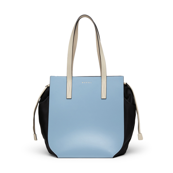Marni Gusset Shopping Bag