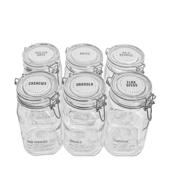 Blisshaus Breakfast Pantry Set