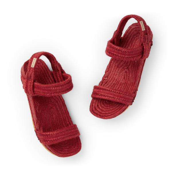 OF ORIGIN .OO. Salines Sandals