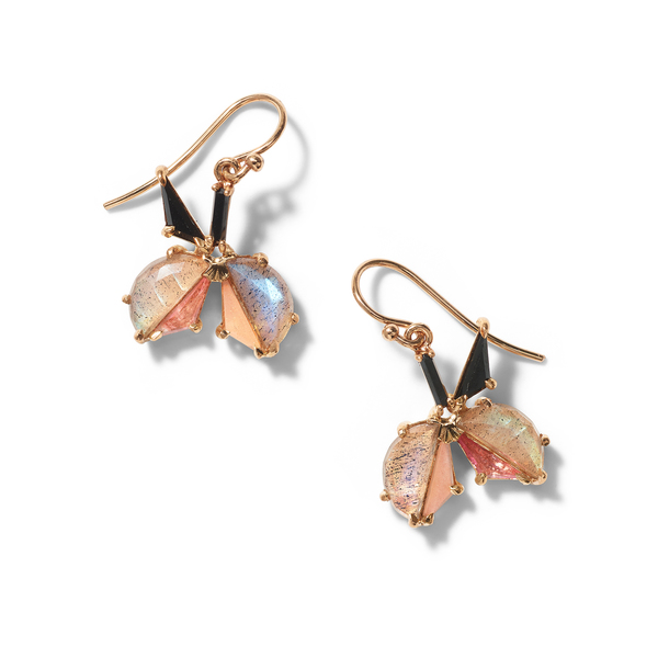 Nak Armstrong Water Lily Earrings