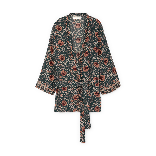 Natalie Martin Saylor Kimono Set