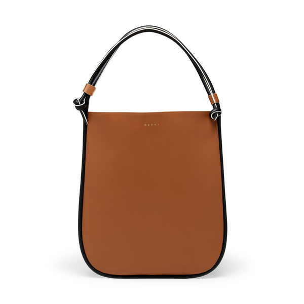 Marni Marcel Knot Flat Bag