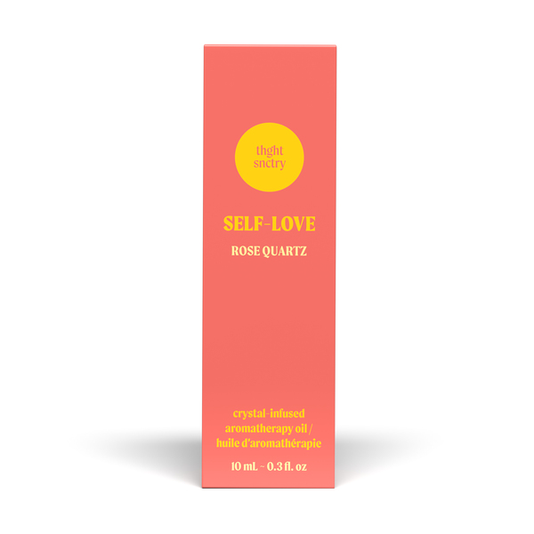 THOUGHT SANCTUARY Self-Love Essential Oil