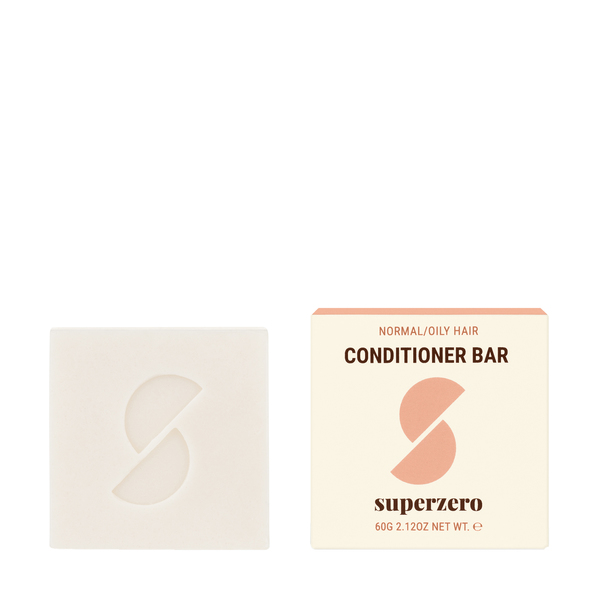 Superzero Conditioner Bar for Normal/Oily Hair