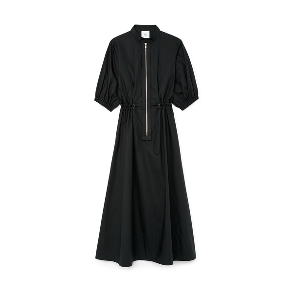 G. Label Emmity Zip-Front Utility Dress