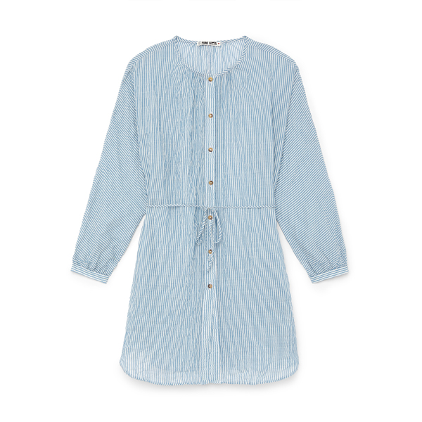 Ciao Lucia Isabella Button-Down Dress