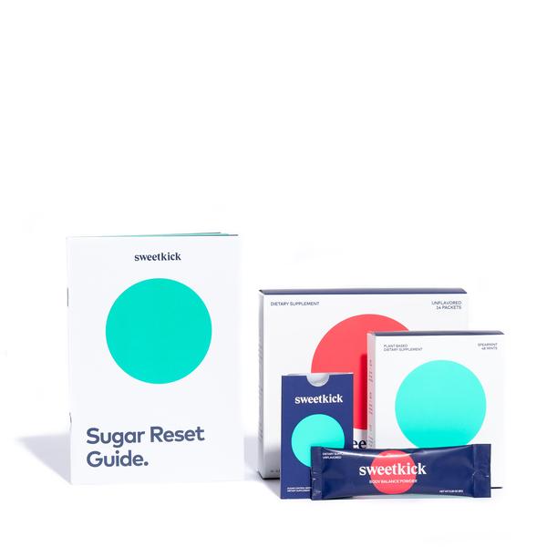 Sweetkick 14-Day Sugar Reset