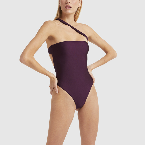 JADE SWIM Halo One-Piece