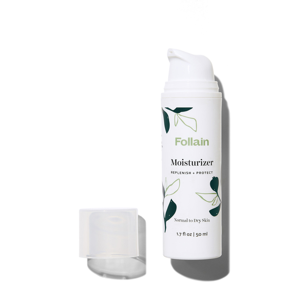 FOLLAIN Moisturizer: Replenish + Protect