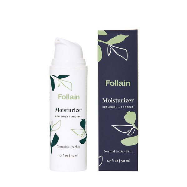 Follain Moisturizer: Replenish + Protect