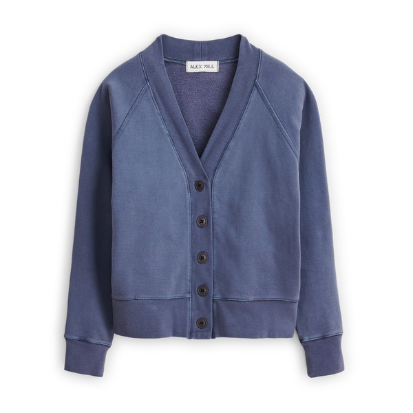Alex Mill Davie Fleece Cardigan