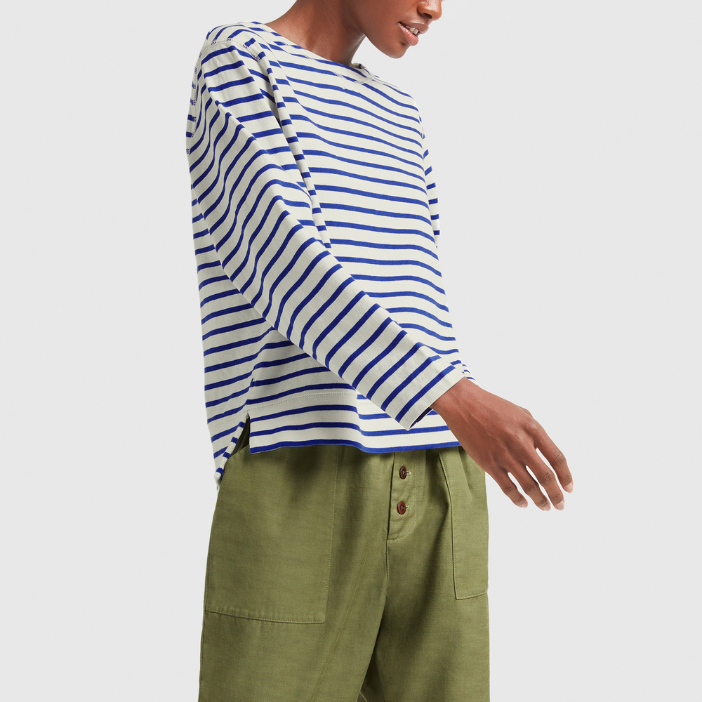Alex Mill Shirts LAKESIDE STRIPED TEE