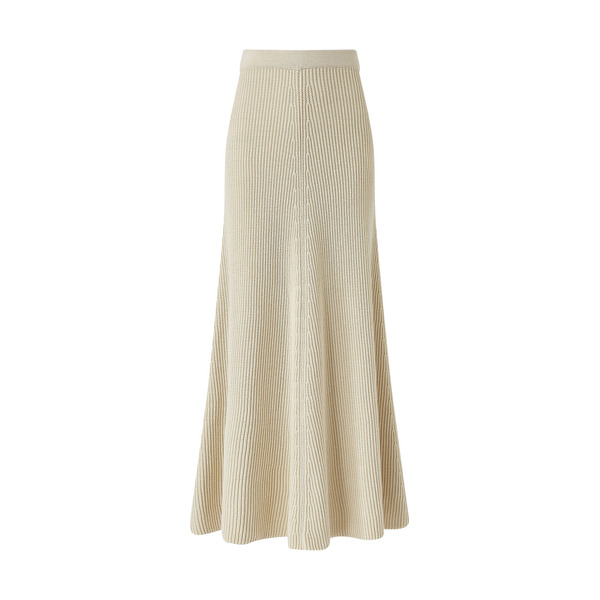 Joseph Egyptian Cotton Midi Skirt