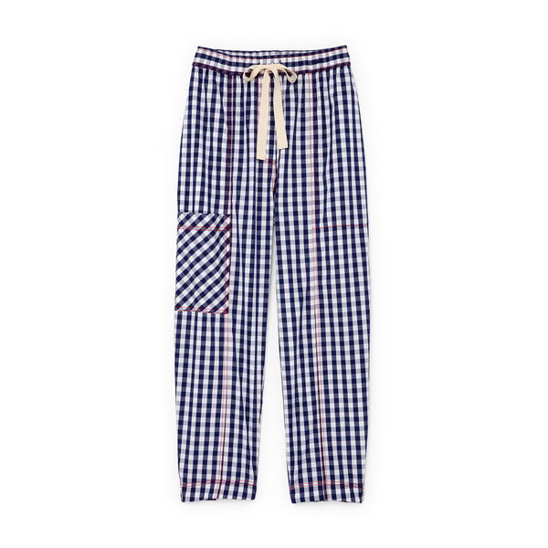 Lee Mathews Bessie Check Pants