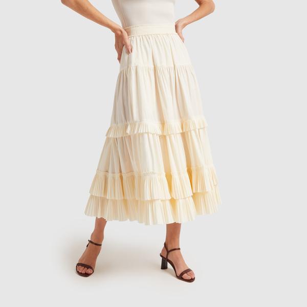 ULLA JOHNSON Layla Skirt