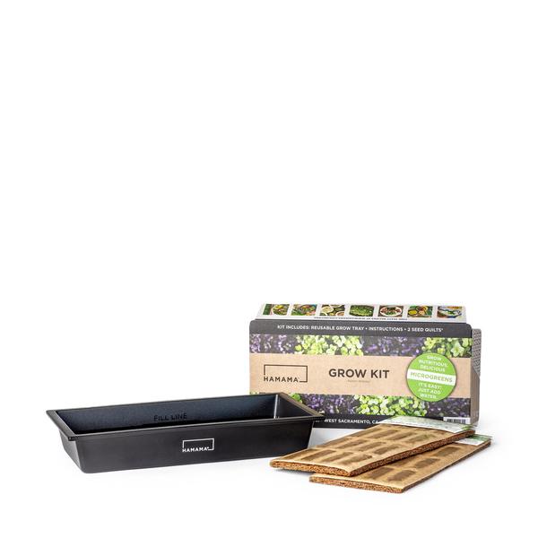 HAMAMA Microgreen Starter Kit