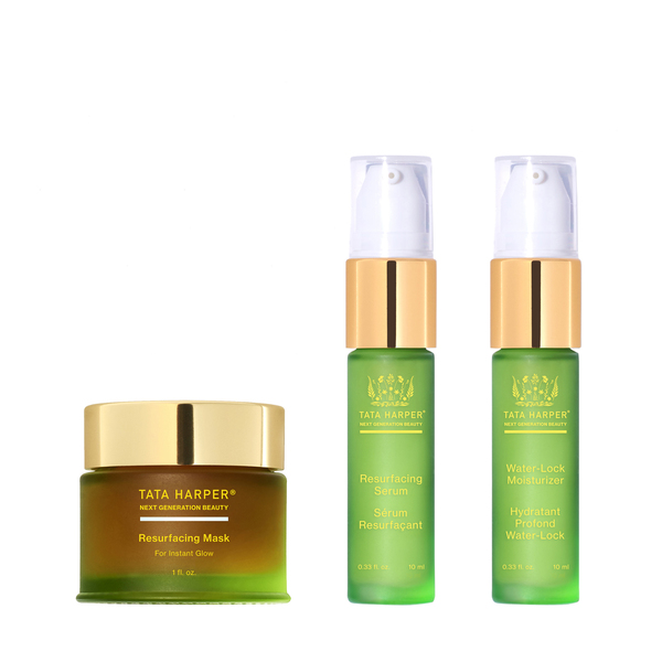 Tata Harper Green Beauty Heroes Kit