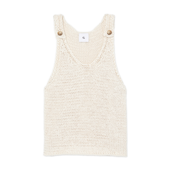 G. Label Carrie Chunky-Knit Top