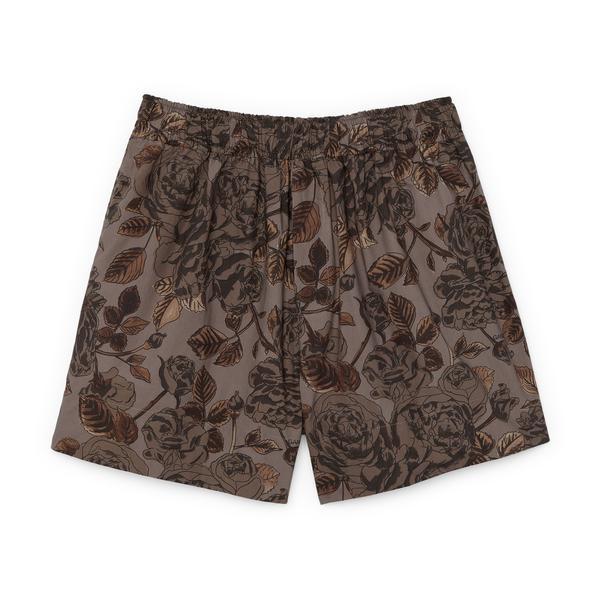 Ganni Printed Shorts