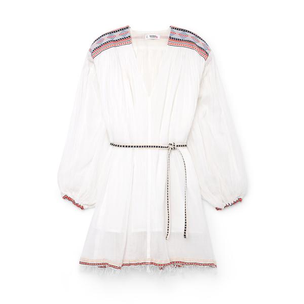 LEMLEM Subira Flowy Blouse Dress