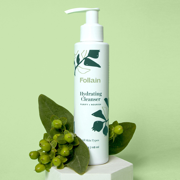 FOLLAIN Hydrating Cleanser