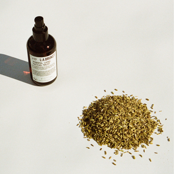 L:A BRUKET No. 187 Fennel Seed Facial Wash