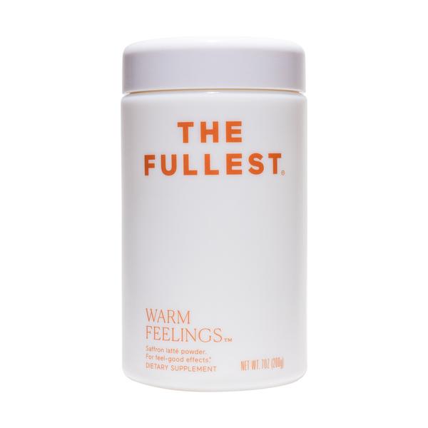 THE FULLEST Warm Feelings Saffron Latte 7oz