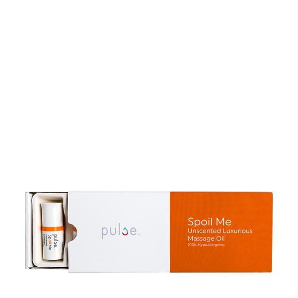 Pulse Spoil Me Massage Oil Pulse Pod