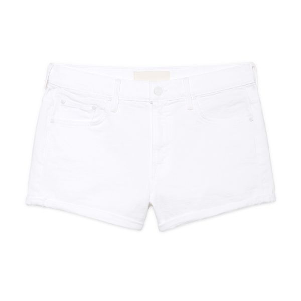 MOTHER The Teaser Donut Roll Shorts