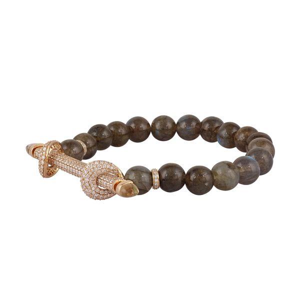 ANANYA Labradorite Chakra Bracelet