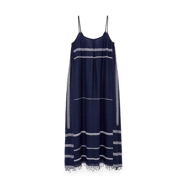 Lemlem Nunu Long Slip Dress